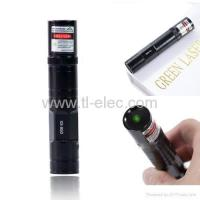 China Green laser pointer 200mW 532nm Torch Design Using 1xCR123A battery wholesale