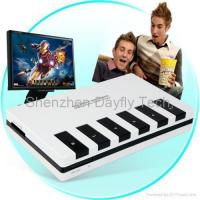 "China 2.5""HDMI HDD Media Players with DVR TV AV Recording SD/MMC Card reader/HOST/WIFI wholesale"