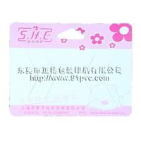 China Jewelry packing card Barrette card on sale