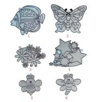 China 4 Designs Middle Suncatcher & 2 Designs Small Su… Number: TG-006 wholesale