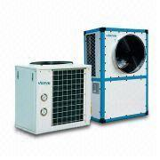 China Commercial Use Air Source Heat Pump, Equipped with Copeland Compressor wholesale
