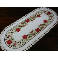 China Cutwork Tablecloth,runner wholesale