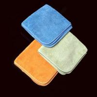 China scratchless microfiber cleaning cloth wholesale