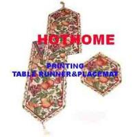China Placemat&Table Runner&Coaster No.:HH-RUNNER03 PREVIOUS2 /3 /4 /5 /6 /7 / wholesale