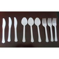 China Spoon, fork, knife,straw ,plastic products, disposable tableware wholesale