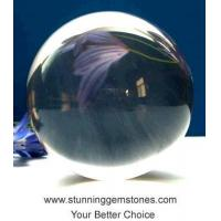 China Wholesale Natural Rock Quartz Spheres (from 20mm to 30mm), AA+ Grade, per kg wholesale