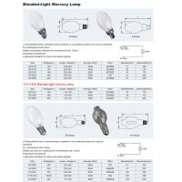 China Contactor Blended-Light Mercury Lamp wholesale