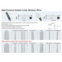 China ContactorHigh-pressure Sodium la...High-pressure Sodium lamp(Niobium Wire) wholesale