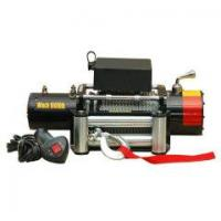 China car winches off road winch wholesale