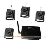 China 901P4 Wireless USB Quad receveier with camera wholesale