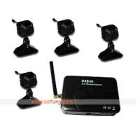China 811P4 Wireless USB Quad receveier with camera wholesale