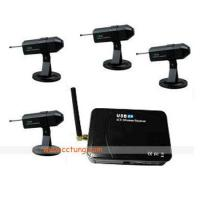 China 830P4 Wireless USB Quad receveier with camera wholesale