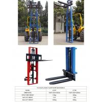 China Cultivator 3-point forklift wholesale