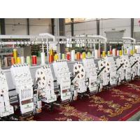 China MIXED FLAT, SEQUIN, COILING AND CORDING EMBROIDERY MACHINE wholesale