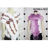 China fur scarves wholesale