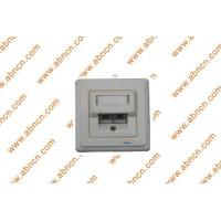 China Face plate & Surface mount box... Cat5e UTP wall outlet wholesale