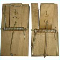 Buy cheap rubber wood rat trap (#10332) from wholesalers