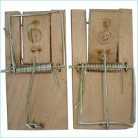 China rubber wood mouse trap(#10333) wholesale