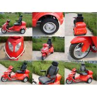 China Medical healthcare  mobility scooter Product name :2008 Popular three wheel  mobility scooter on sale