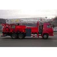 China Electric drive workover rig (40 ton) wholesale
