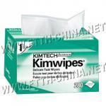 China CATV Optical Equipment Kimwipes Lint-Free Wipers wholesale