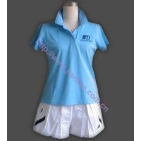 China The D07162 of female lead T-shirt wholesale