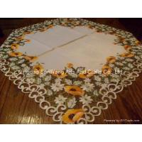 China placemat,runner,doily wholesale