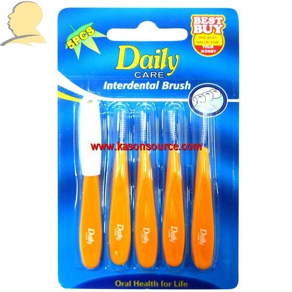 Quality twin blade razor 504 Interdental brush for sale