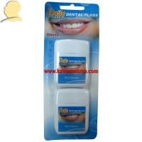 China twin blade razor 503 Dental floss wholesale