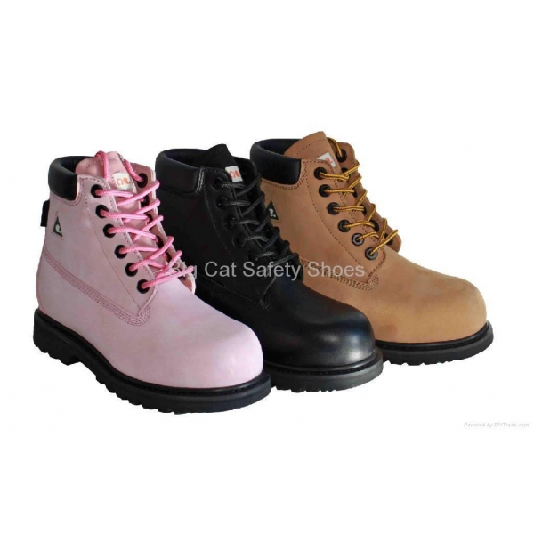 Women S Safety Toe Shoes