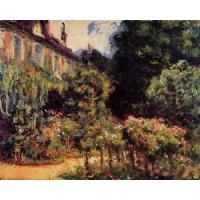 China Impressionist(3830) The_Artist-s_House_at_Giverny wholesale