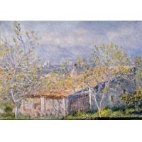 China Impressionist(3830) Gardener-s_House_at_Antibes wholesale