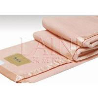China 100% pure silk blanket on sale