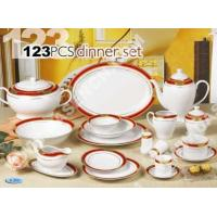 China Cup and Saucer Home>> 123pcs dinner set wholesale