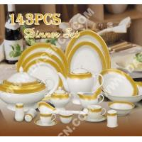 China Cup and Saucer Home>> 143pcs dinner set wholesale