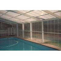 China Polycarbonate sheet (Pool Enclosure) 8mm wholesale