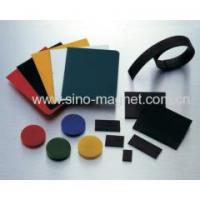 China Rubber magnets material wholesale
