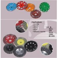 China Diamond cup wheels wholesale