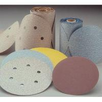 Buy cheap Coated abrasives PSA(Pressure Sensitive Adhesive) & Velours-Backed (Also Speed Grip Or Hook&Loop )Discs-2 from wholesalers