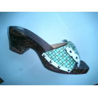 China wood  shoes wholesale