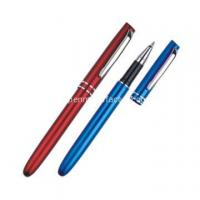 China Promotional aluminum roller pen wholesale