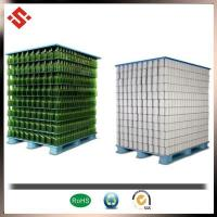 China Bottle layer pad /Pa... Product: cans packing ,corflute sheet for bottle layer pad wholesale