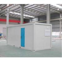 Buy cheap Mobile office container from wholesalers