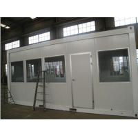 Buy cheap Modular construction container from wholesalers