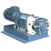 China Rotary lobe pump (stainless steel rotor pump) model A wholesale