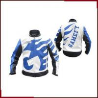 China New Design Protective Motorcycle Leather Jacket RB--J011 on sale