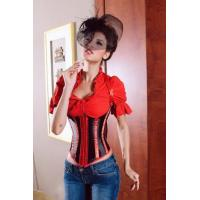 China New Item Black-red Shaper Waist Cinchers wholesale