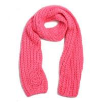 China Sample room Processing knitted scarves wholesale