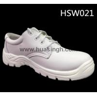 China Showcase Product Composite toe white safety shoes on sale
