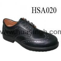 China Showcase Product manager/officer/engineers uniform style leather safety shoes on sale